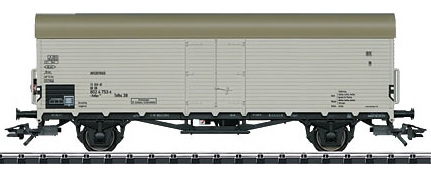 Trix 24035 - German Refrigerator Car type lbdlps 383 of the DB