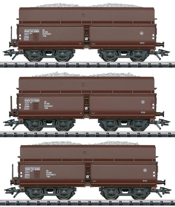 Trix 24121 - Hopper Car Set