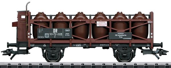 Trix 24135 - German Acid Transport Car of the DR