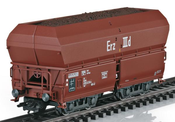 Trix 24150 - Erz IIId Hopper Car Set