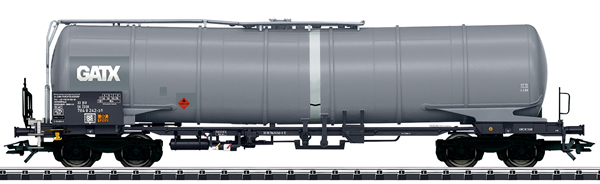 Trix 24217 - Type Zans Tank Car GATX, Era V