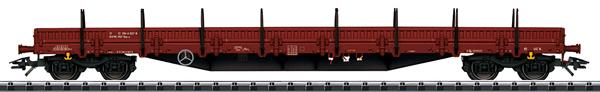 Trix 24553 - Low Side Gondola Res, PKP, Ep. IV