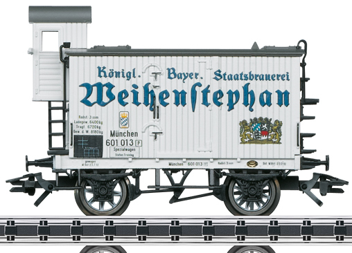 Trix 24816 - Trix 2016 Club Car Bavarian State Brewery Weihenstephan