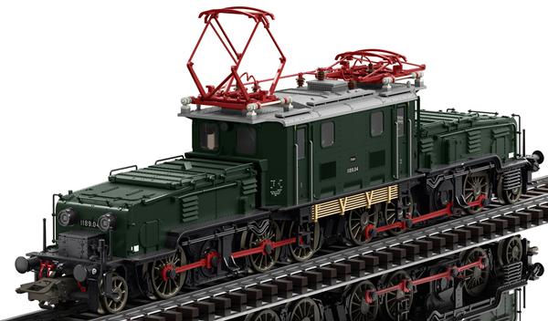 Trix 25089 - Austrian Electric Locomotive Class 1189 of the OBB (DCC Sound Decoder)