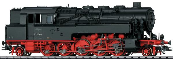 Trix 25097 - German Steam Locomotive BR 95 of the DR