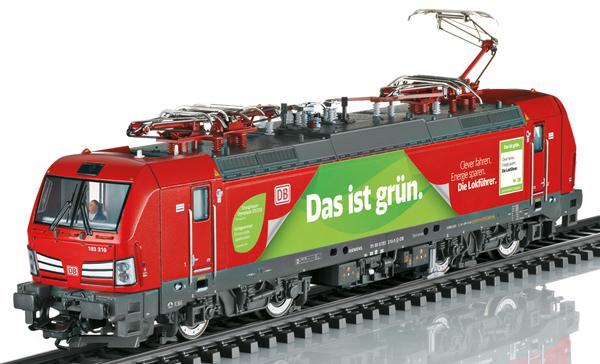Trix 25190 - German Electric Locomotive class 193 of the DB AG (DCC Sound Decoder)