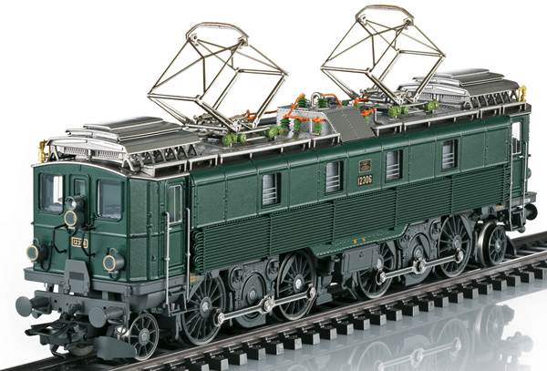 Trix 25511 - Swiss Electric Class Be 4/6 of the SBB (DCC Sound Decoder)