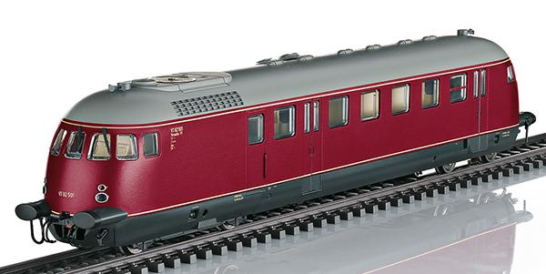 Trix 25692 - German Diesel Powered Rail Car Class VT 92.5 of the DB (DCC Sound Decoder)