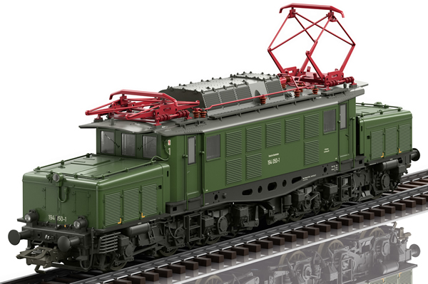 Trix 25990 - German Electric Class 194 of the DB (DCC Sound Decoder)