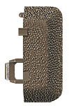 Trix 62001 - End Piece with Track Roadbed C-Track - 10/PK