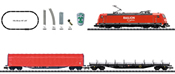 German Electric Freight Train Digital Starter Set of the DB AG (DCC)