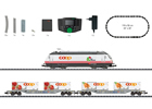 "Swiss ""Freight Train"" Digital Starter Set of the SBB (Sound)"