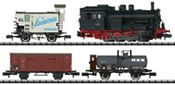 German Freight Transport Train Set of the DRG