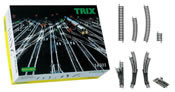 TRIX LARGE TRACK EXTENSION SET 02