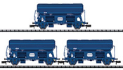 Dutch 3pc Freight Car Set of the NS