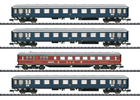 """MERKUR"" Express Train Passenger Car Set - MHI Exclusiv"