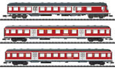 3pc Passenger Car Set Regional Express