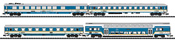 4pc Passenger Car Set ALEX