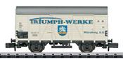 Type Gr 20 boxcar