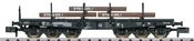 DB Heavy-Duty Flat Car w/Load