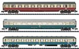 IC 611 Gutenberg Express Train Passenger Car Set #2