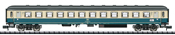 IC 611 Gutenberg Express Train Passenger Car