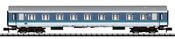 DR/GDR Type Y/B Express Train Passenger Car