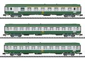 SNCF Nizza – Paris Express Train Passenger Car Set