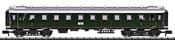 DB Express Train Passenger Car, 3rd Class
