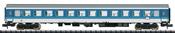 German Type Bimz 2339 Express Train Passenger Car