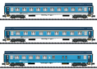 CD Type UIC Y Express Train Passenger 3-Car Set