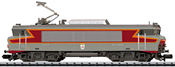 French Electric Locomotive Class BB 15000 of the SNCF