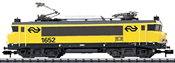 Dutch Electric Locomotive Class 1600 of the NS