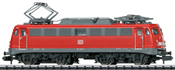 German Electric Locomotive Class 110.3 of the DB AG (Sound)
