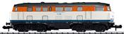 German Diesel Locomotive Class V 160 of the DB