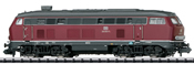 German Diesel Locomotive class 210 of the DB (Sound) - INSIDER MODEL