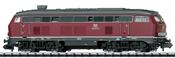 German Diesel Locomotive class 210 of the DB (Sound) - INSIDER MODEL