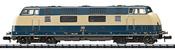 German Diesel Locomotive Series 220 of the DB