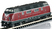 Germana Diesel Locomotive Class V 200 of the DB (Sound) - MHI Exclusiv