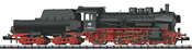 German Steam Locomotive Class 38.10-40 with Tender of the DB (Decoder)