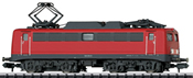 German Electric Locomotive BR 140 of the DB AG