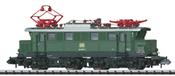 German Electric Locomotive BR 144 of the DB, Sound
