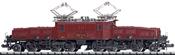 Swiss Crocodile Electric Locomotive Class Ce 6/8 III of the SBB