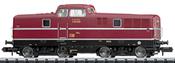 German Diesel Locomotive Class V 80 of the DB