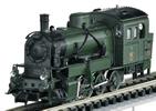 German Steam Locomotive Class R 4/4 K.Bay.Sts.B.