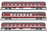 Le Capitole Express Train Passenger Car Set