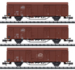 Express Freight Freight Car Set
