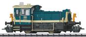 German Diesel Locomotive Köf III, digital