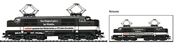 Dutch Electric Locomotive Series 1200 (DCC Sound Decoder)