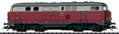 German Diesel Locomotive BR V 160 Lollo of the DB